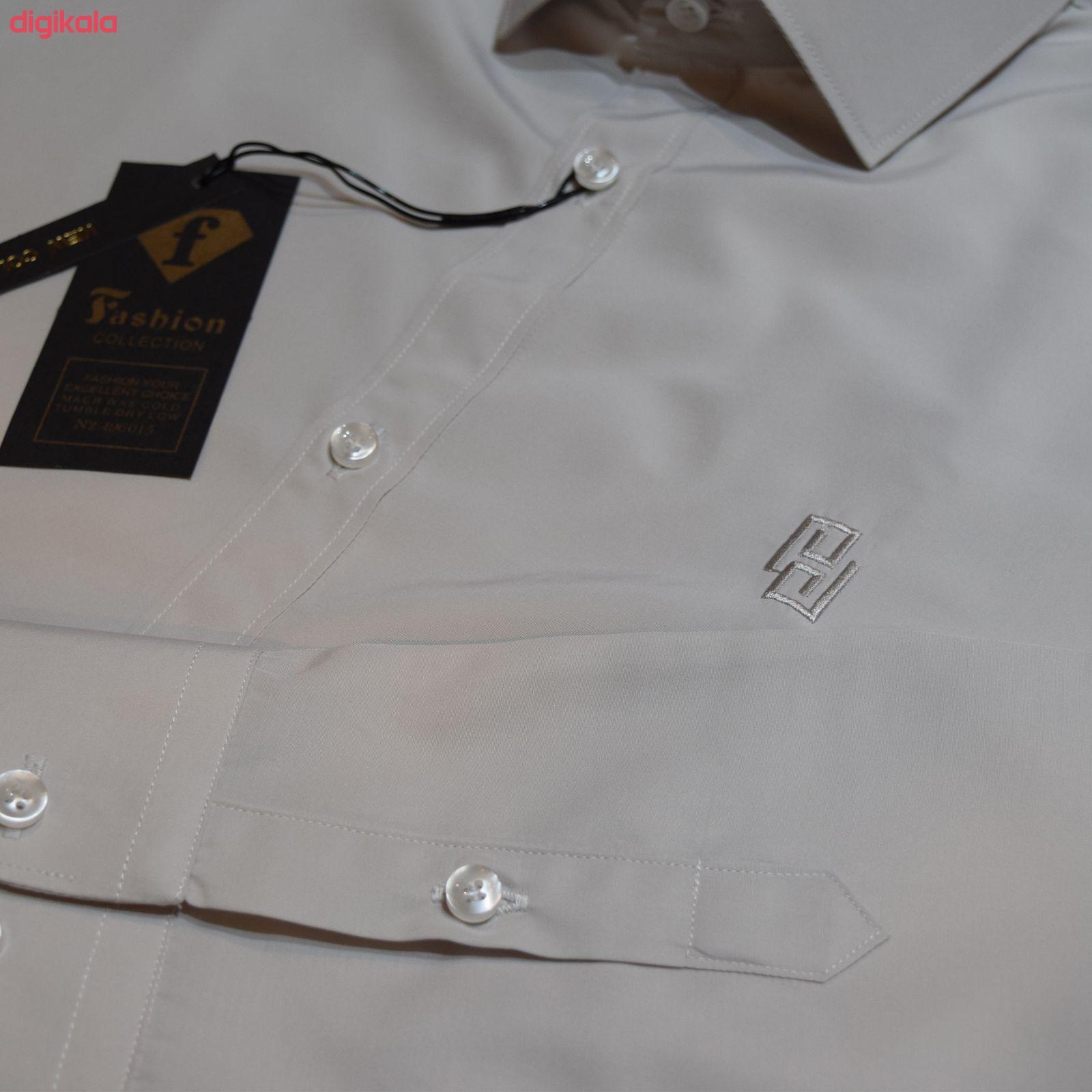 پیراهن مردانه پایتی جامه کد 2368212