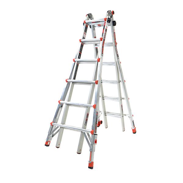 نردبان 22 پله لیتل جاینت مدل LEVELER 26