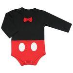 بادی نوزادی پسرانه طرح Mickey کد M164