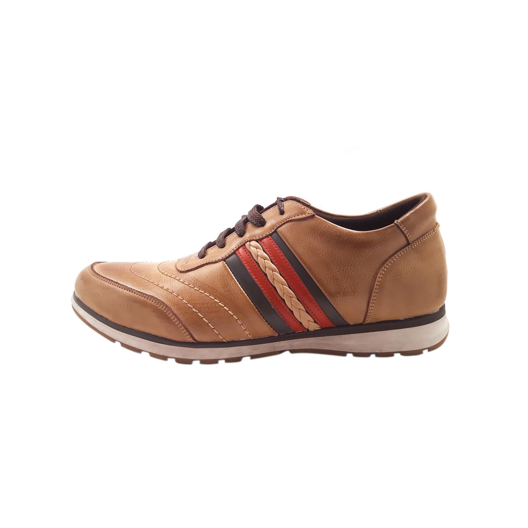 کفش روزمره مردانه مدل تکتاپ کد 3
