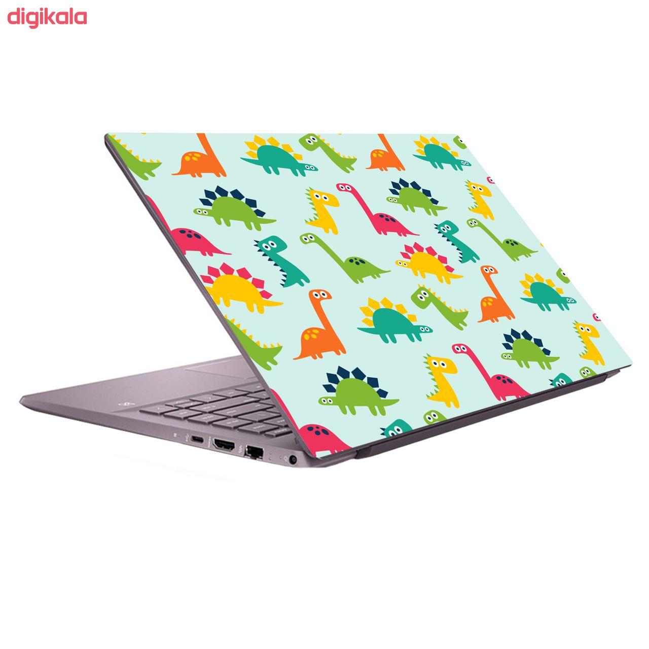 استیکر لپ تاپ صالسو آرت مدل 5029 hk به همراه برچسب حروف فارسی کیبورد main 1 1