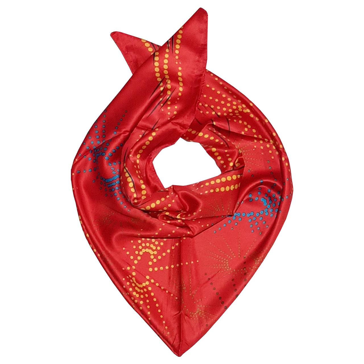 تصویر روسری دخترانه مدل Kh33