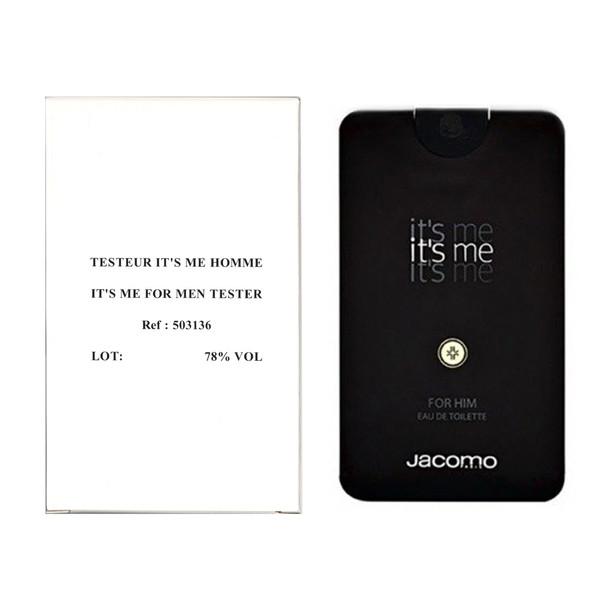 تستر ادو تویلت مردانه جاکومو مدل It's Me حجم 50 میلیلیتر