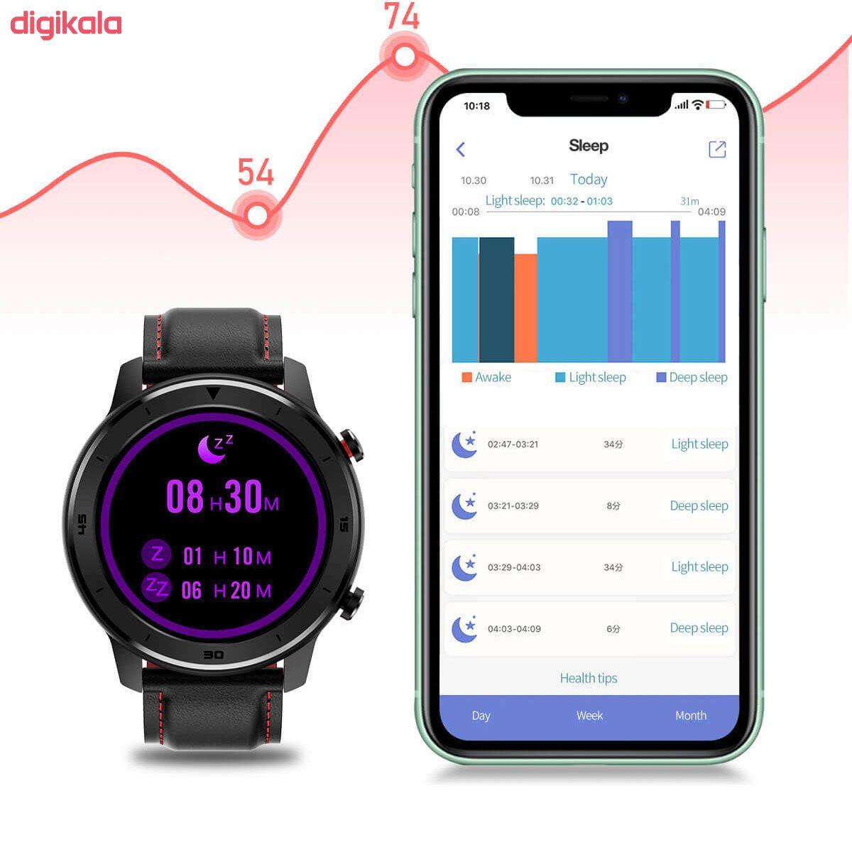 ساعت هوشمند دی تی نامبر وان مدل DT78 main 1 6
