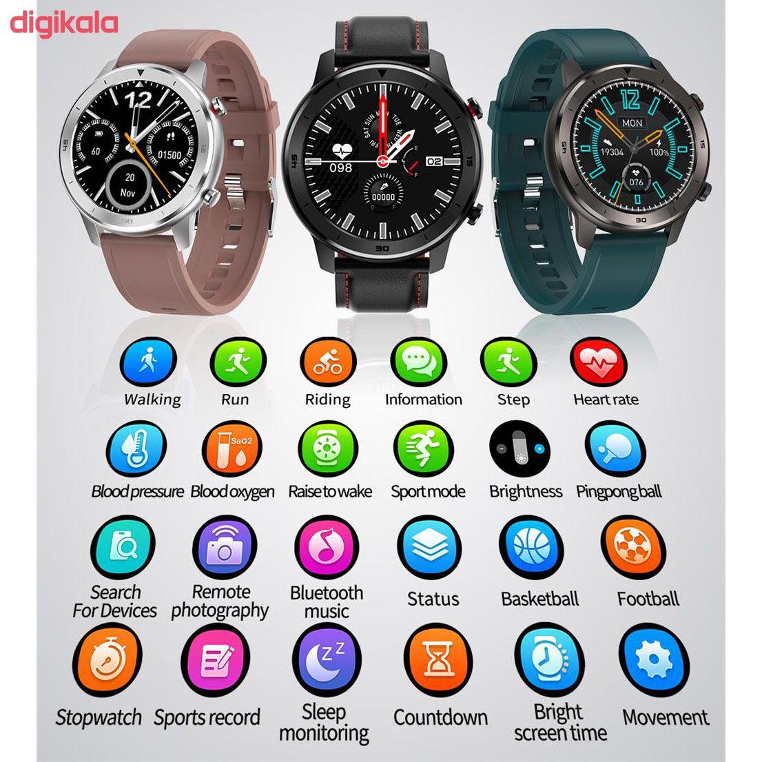 ساعت هوشمند دی تی نامبر وان مدل DT78 main 1 15