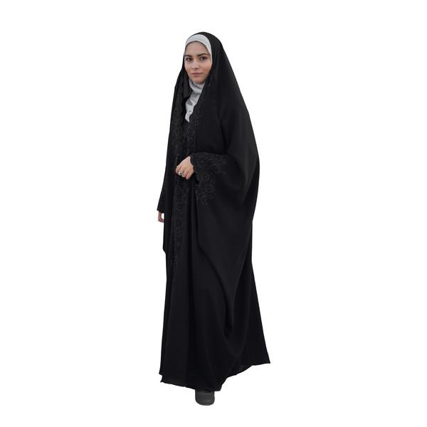 چادر حجاب فاطمی مدل سما کد Kan 1049