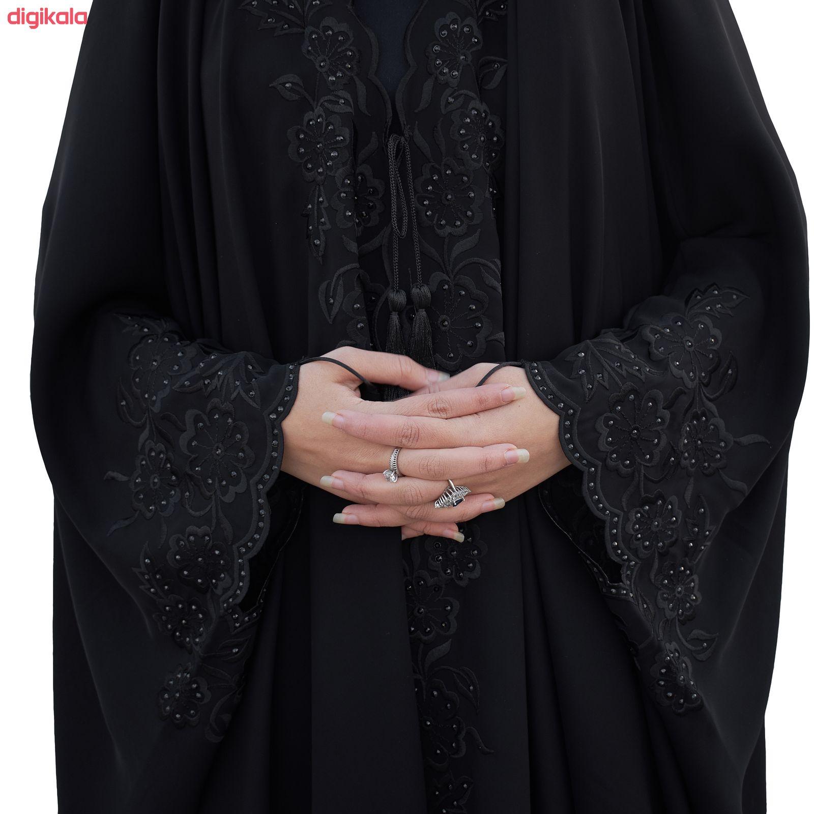 چادر حجاب فاطمی مدل سما کد Kan 1049 main 1 1