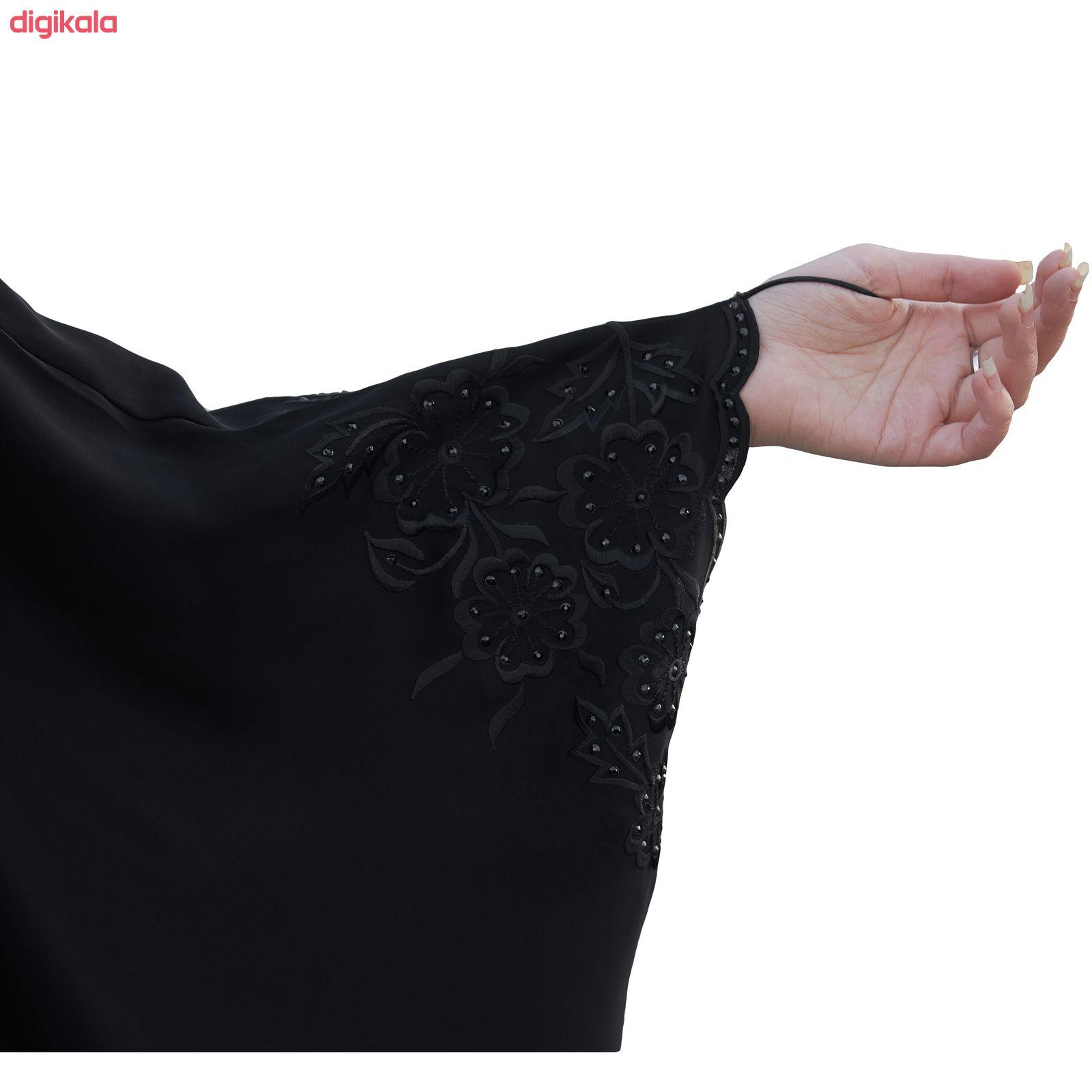 چادر حجاب فاطمی مدل سما کد Kan 1049 main 1 2