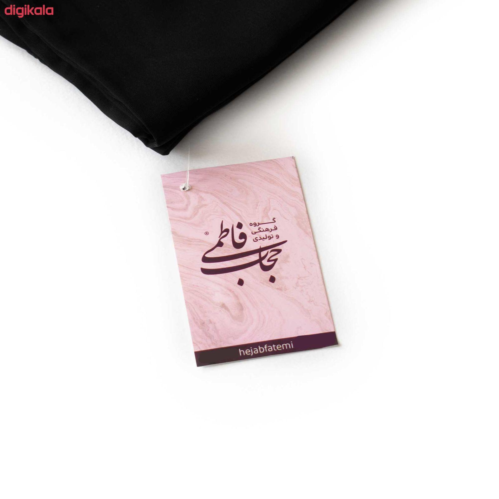 چادر حجاب فاطمی مدل سما کد Kan 1049 main 1 5