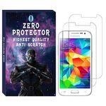 محافظ صفحه نمایش زیرو مدل SDZ-01 مناسب برای گوشی موبایل سامسونگ Galaxy Core Prime بسته 2 عددی