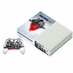برچسب ایکس باکس وان اس پلی اینفینی مدل Gears 5 01 به همراه برچسب دسته