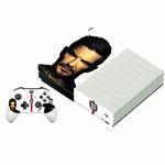 برچسب ایکس باکس وان اس پلی اینفینی مدل David Beckham به همراه برچسب دسته