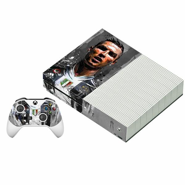 برچسب ایکس باکس وان اس پلی اینفینی مدل Cristiano Ronaldo 03