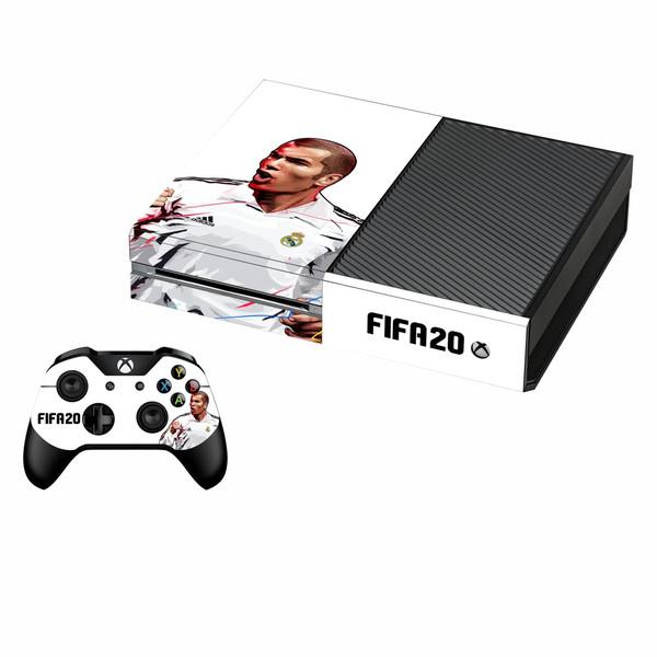 برچسب ایکس باکس وان فت پلی اینفینی مدل Fifa 20