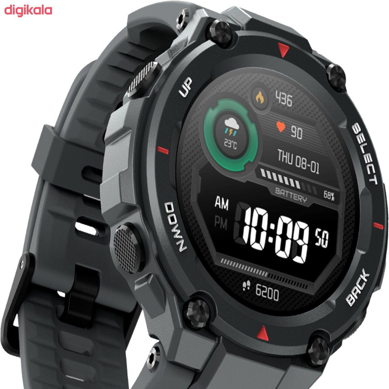 ساعت هوشمند امیزفیت مدل T-Rex main 1 2