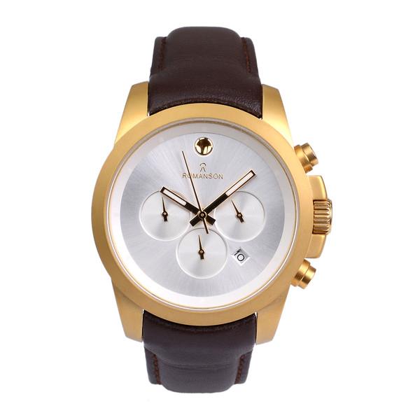 ساعت مچی عقربه ای رومانسون مردانه مدل 16020G