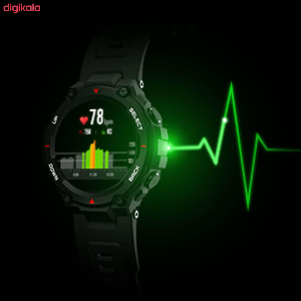 ساعت هوشمند امیزفیت مدل T-Rex main 1 3