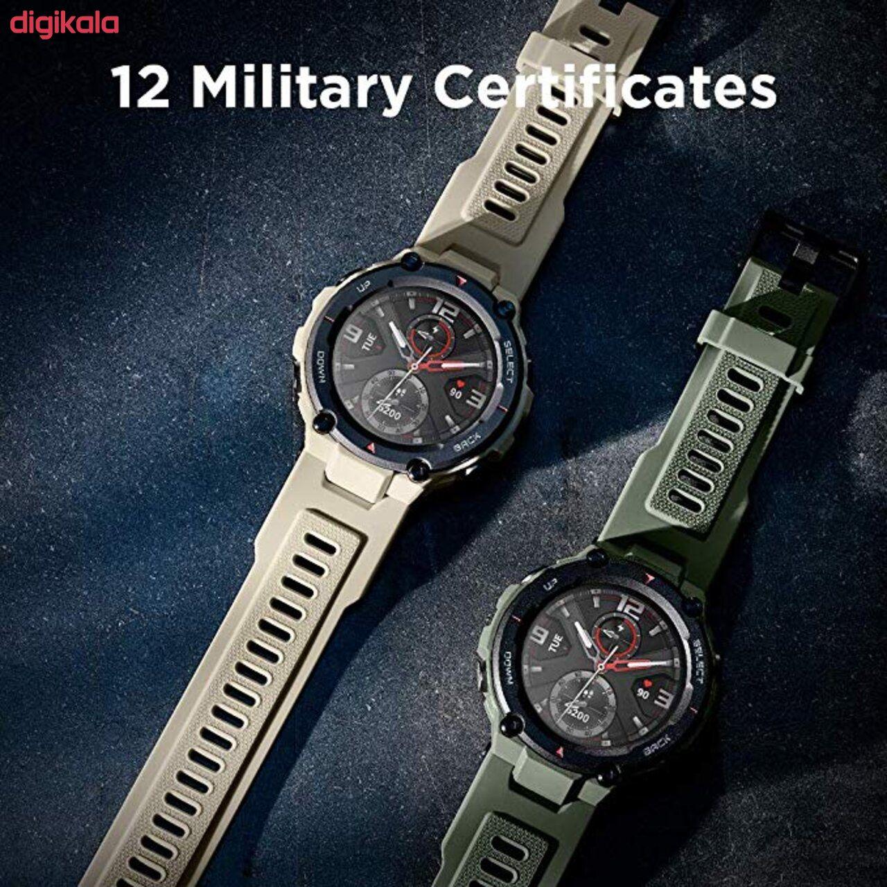 ساعت هوشمند امیزفیت مدل T-Rex main 1 4