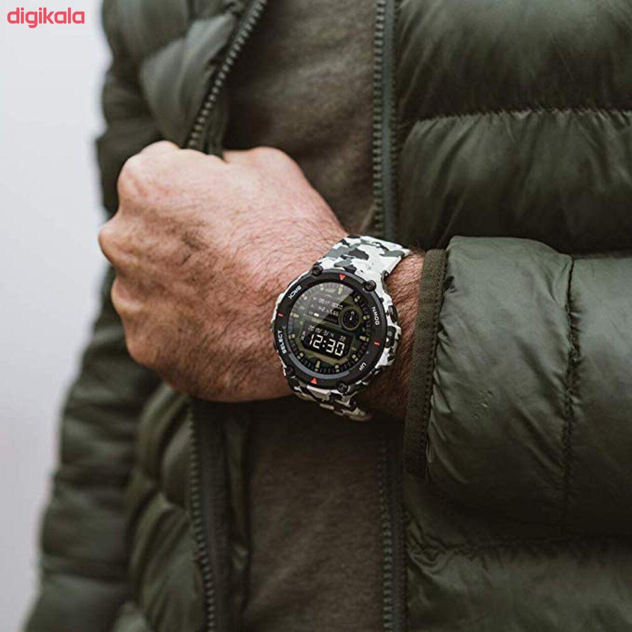 ساعت هوشمند امیزفیت مدل T-Rex main 1 7