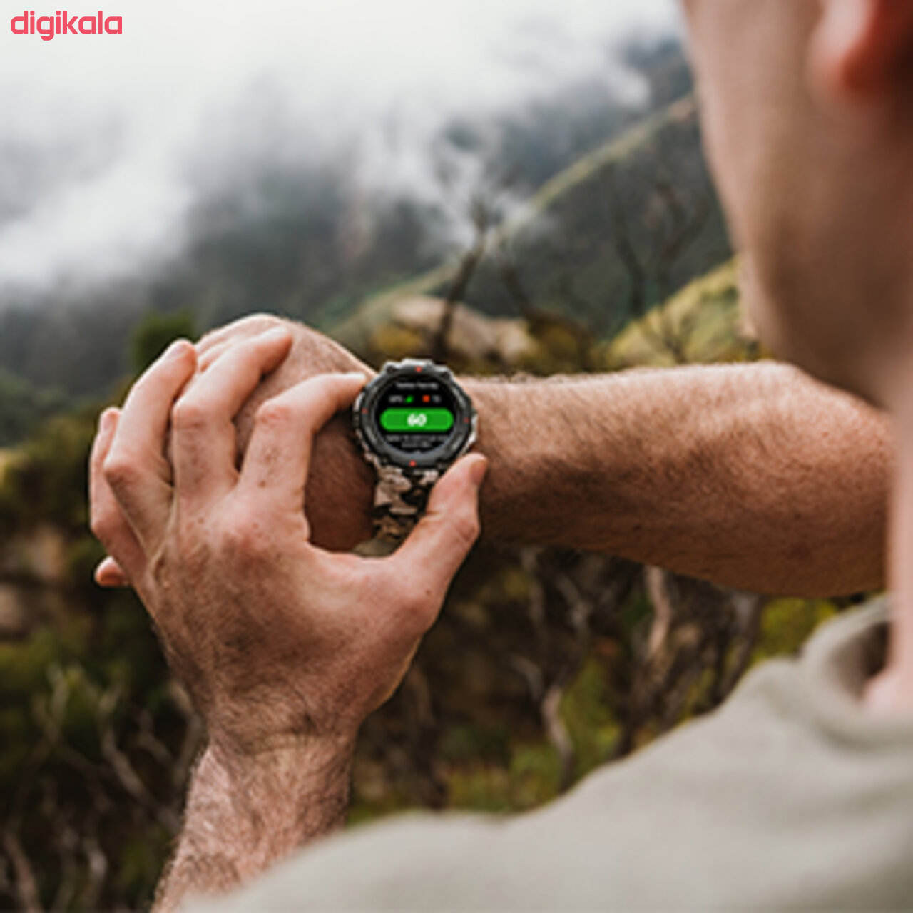ساعت هوشمند امیزفیت مدل T-Rex main 1 9