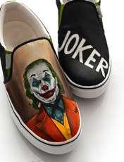 کفش راحتی طرح جوکر کد V-12  -  - 3