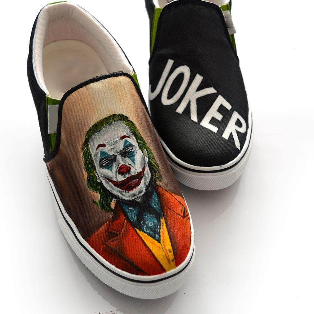کفش راحتی طرح جوکر کد V-12  -  - 4