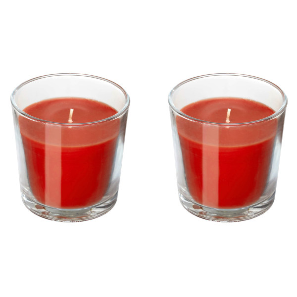 شمع لیوانی هونیا مدل ۲۰۳ بسته دو عددی