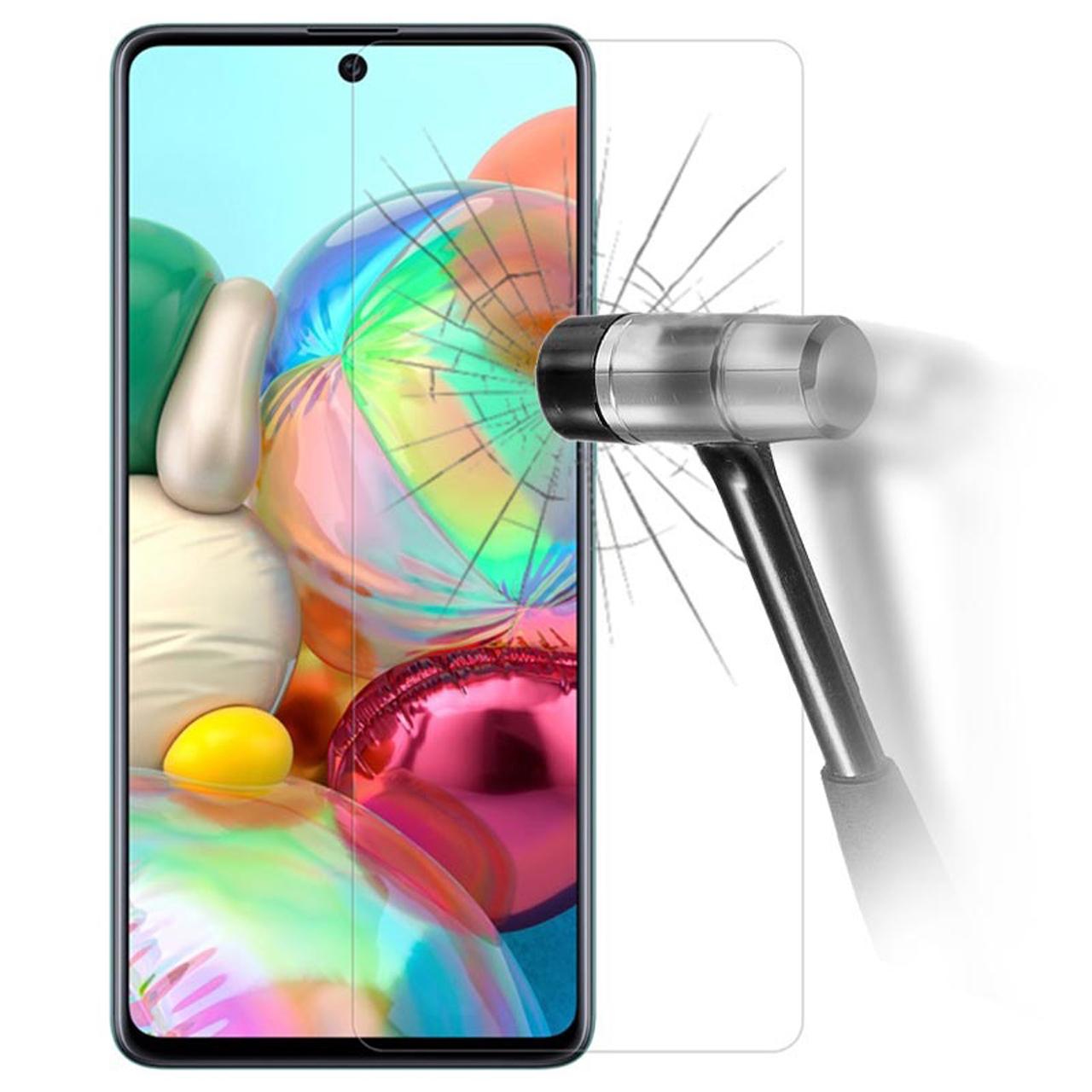 محافظ صفحه نمایش سیحان مدل CLT مناسب برای گوشی موبایل سامسونگ Galaxy A71              ( قیمت و خرید)