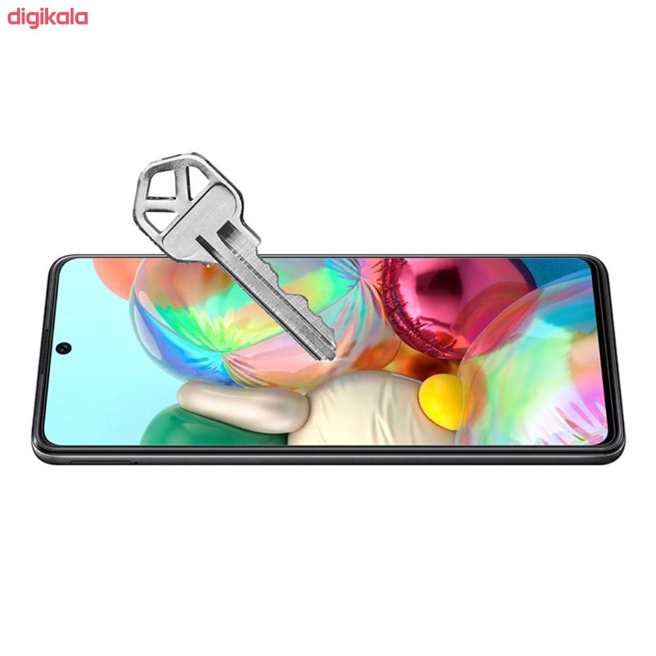 محافظ صفحه نمایش سیحان مدل CLT مناسب برای گوشی موبایل سامسونگ Galaxy A71 main 1 6