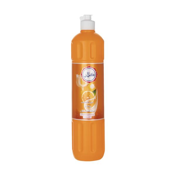 مایع ظرفشویی گلان مدل Orange حجم 900 میلی لیتر