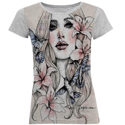 Photo of تی شرت آستین کوتاه زنانه کد B32
