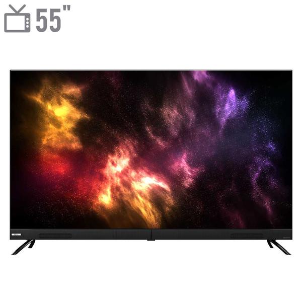 تلویزیون ال ای دی هوشمند جی پلاس مدل GTV-55JU922N سایز 55 اینچ