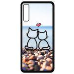 کاور طرح Love مدل CHL50016 مناسب برای گوشی موبایل سامسونگ Galaxy A50s