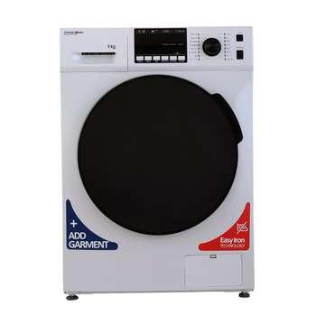 ماشین لباسشویی پاکشوما مدل TFU-93407 ظرفیت 9 کیلوگرم
