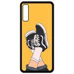 کاور طرح Shoes مدل CHL50051 مناسب برای گوشی موبایل سامسونگ Galaxy A50s
