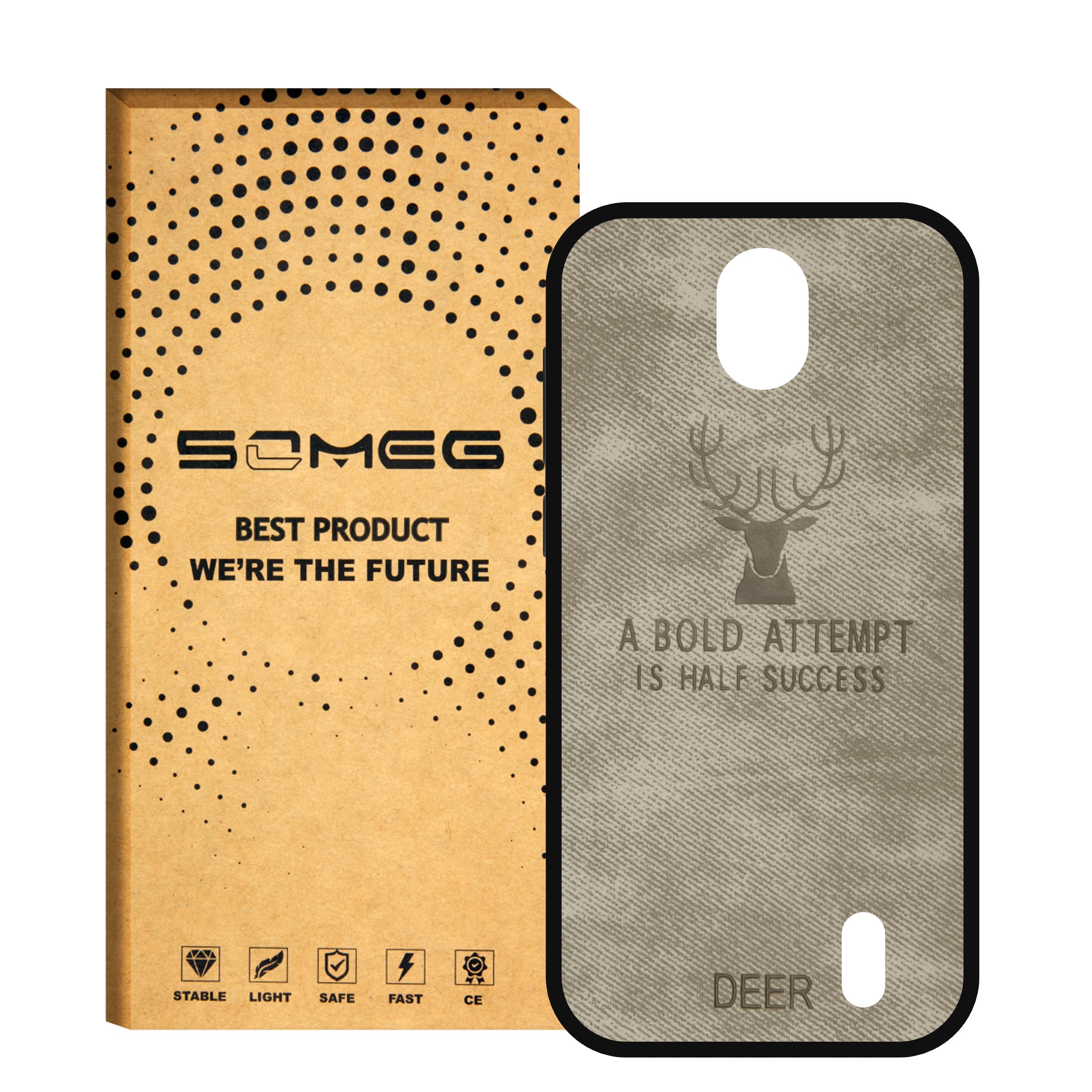 کاور سومگ مدل SMG-Der02 مناسب گوشی موبایل نوکیا 1               ( قیمت و خرید)