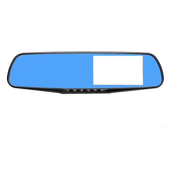 آینه مانیتور دار و دوربین دنده عقب خودرو مدل S19