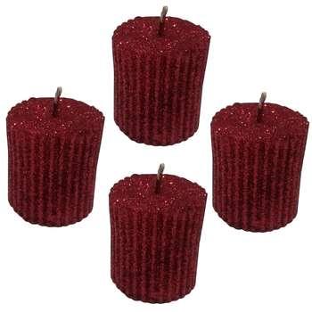 شمع مدل A01 مجموعه 4 عددی