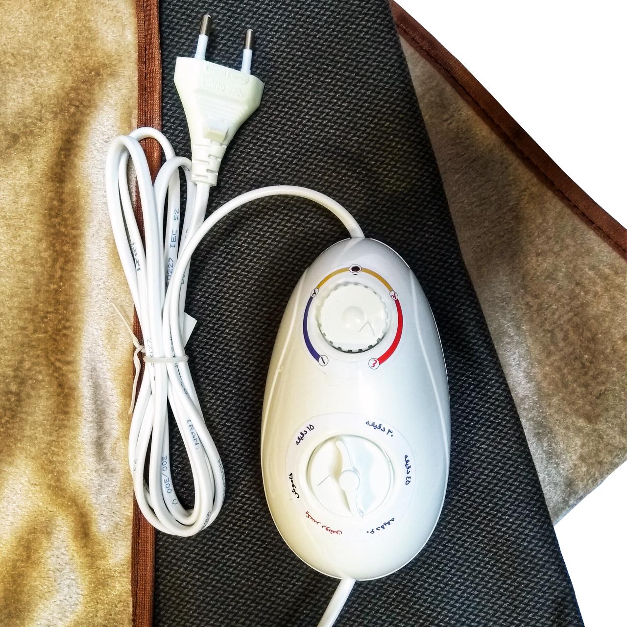 تشک برقی پشمینه مصدری مدل P680