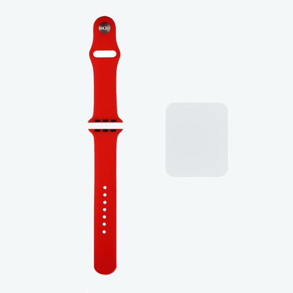 بند مدل SSLN مناسب برای اپل واچ 40 میلی متری به همراه محافظ صفحه نمایش