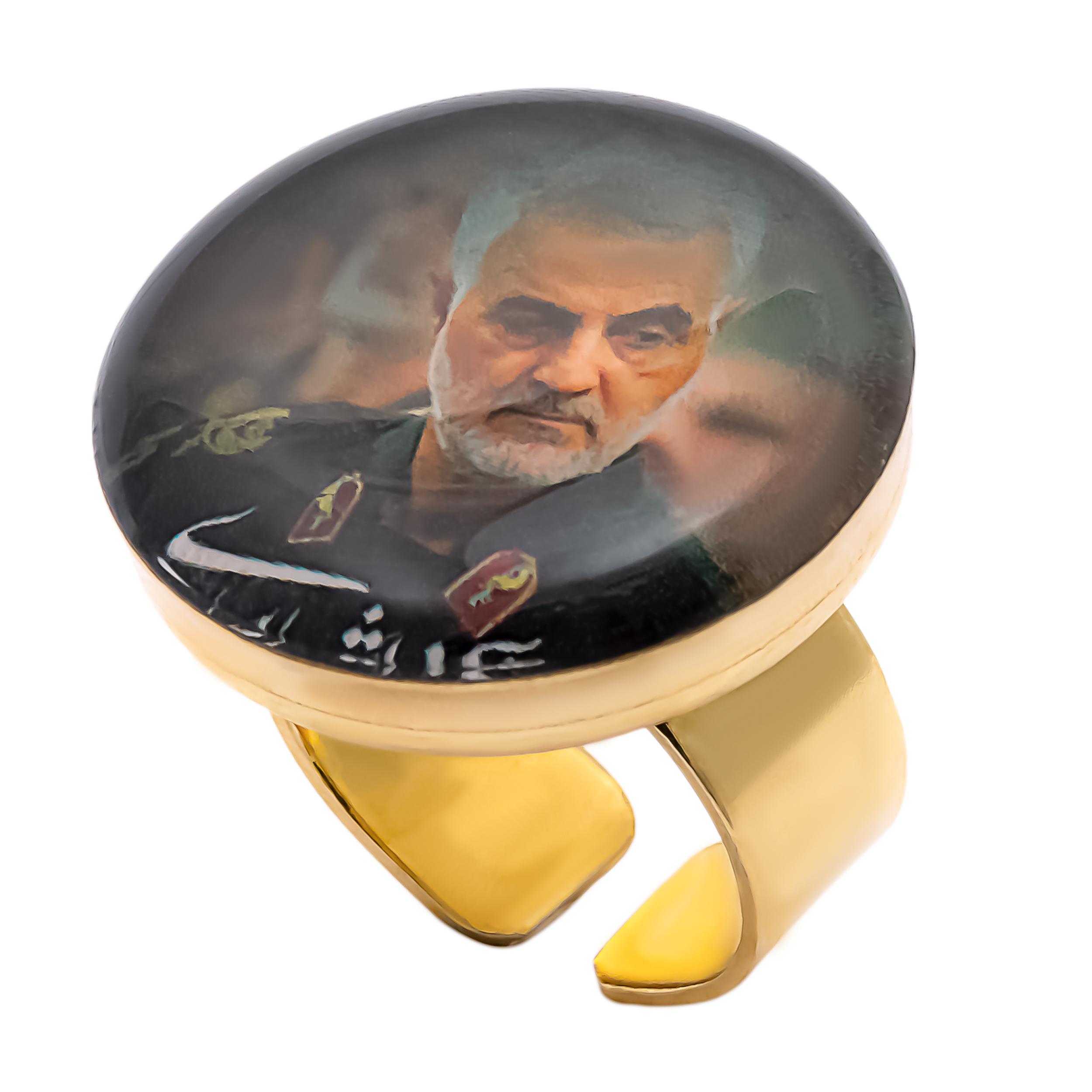 انگشتر زنانه صنایع دست ساز باربد مدل سردار کد bl3112