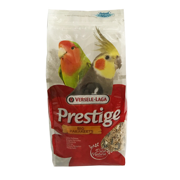 غذا خشک پرنده ورسلاگا مدل کلاسیک001 وزن ۱ کیلوگرم