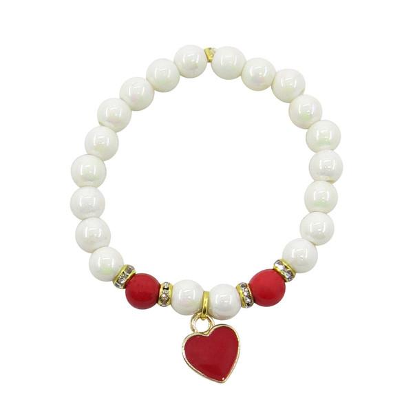 دستبند دخترانه کد A200-496