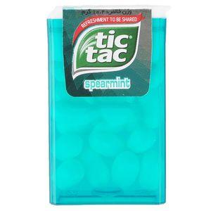 خوشبوکننده دهان نعنایی تند تیک تاک مقدار 10.2 گرم