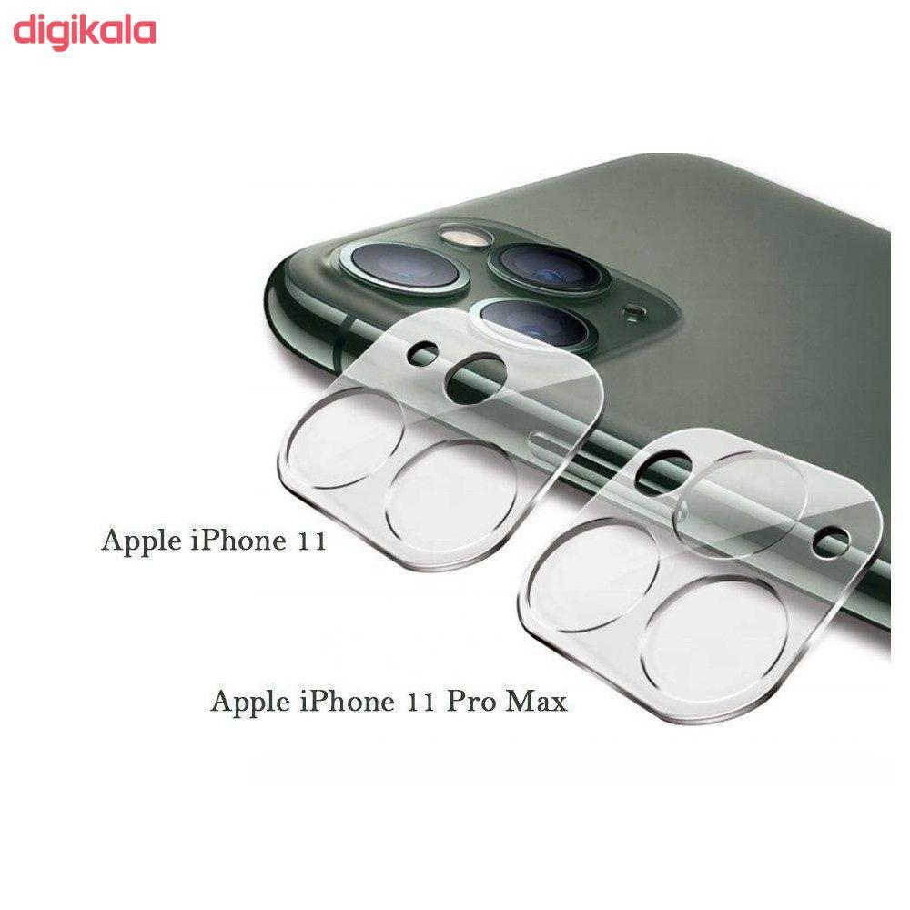 محافظ لنز دوربین نیکسو مدل NX-11P مناسب برای گوشی موبایل اپل iPhone 11 pro / iPhone 11 pro max  main 1 2