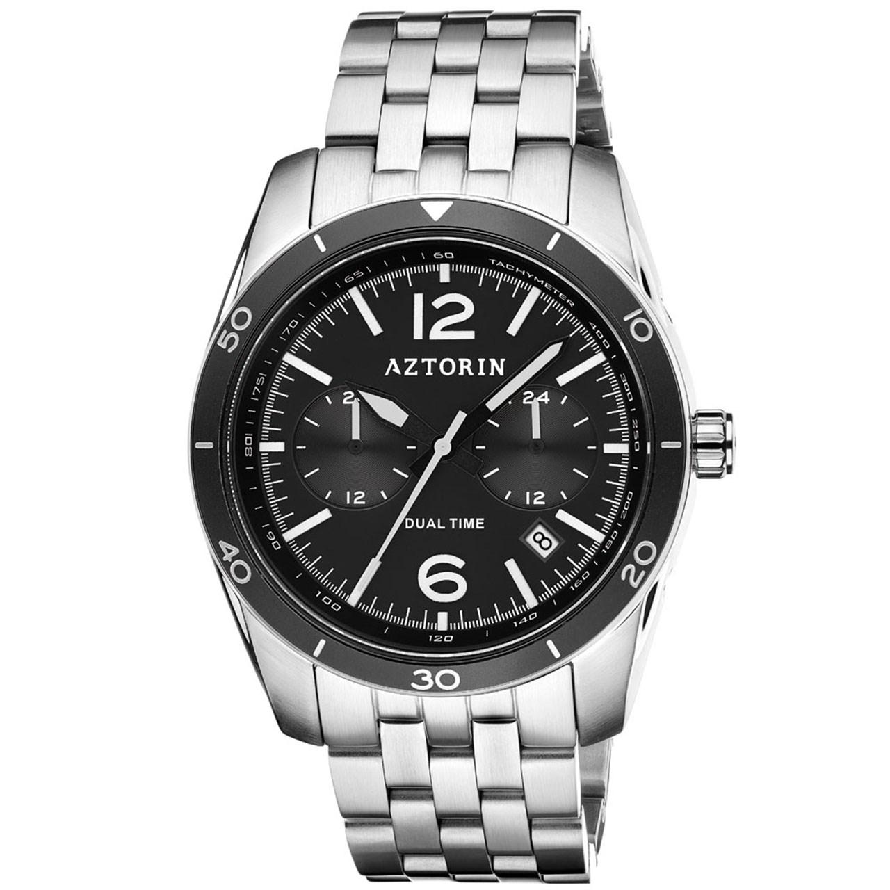 ساعت مچی عقربه ای مردانه ازتورین مدل A061.G298