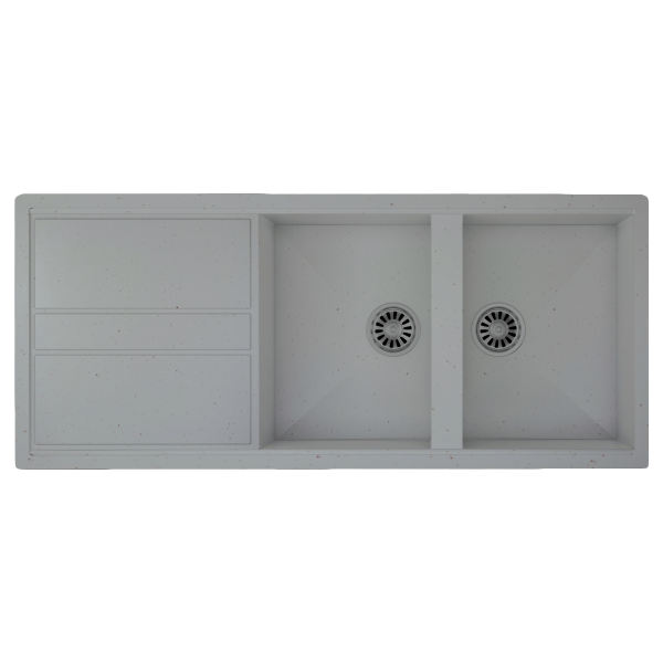 سینک ظرفشویی مدل 06 توکار