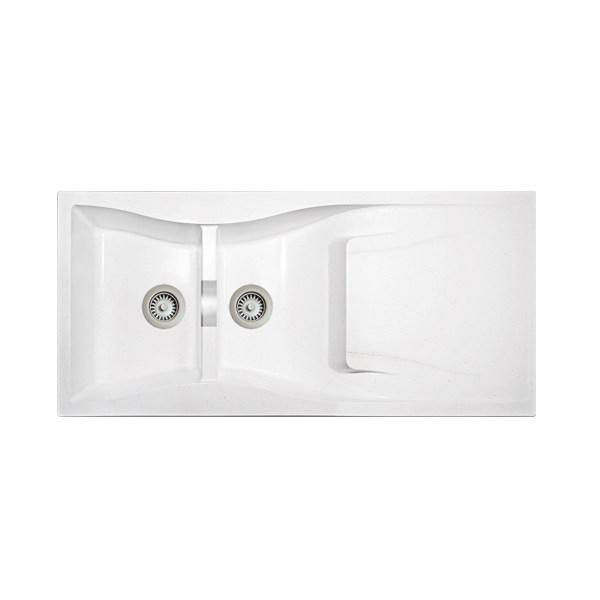 سینک ظرفشویی مدل 07 توکار
