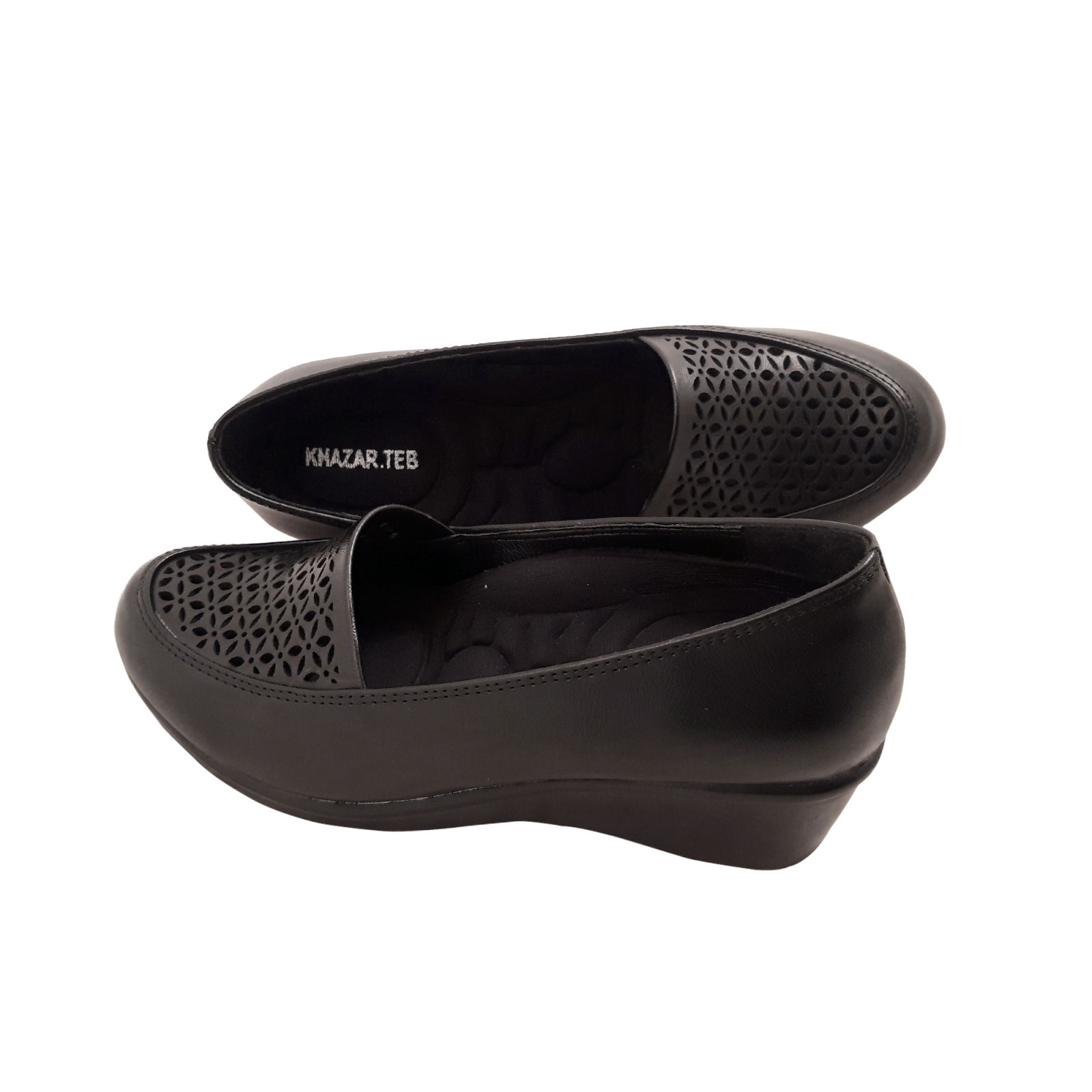 کفش روزمره زنانه خزر طب کد 409 main 1 3