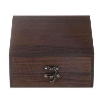 جعبه هدیه چوبی مدل 05